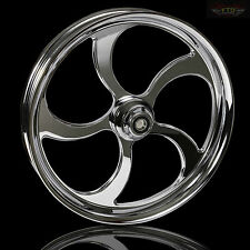 "Kawasaki ZX-14R Custom Chrome Wheels, ""The Maze"" by FTD Customs, ZX-14R wheels"