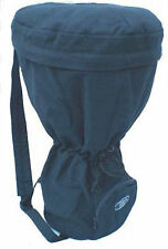 High QUALITY 60cm DJEMBE African Drum BACKPACK BAG. (Black) Bonus Djembe e-books
