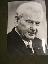 Berlin-DDR-Ostberlin Pressefoto Porträt von <b>Hermann Matern</b> SED 1960.Jahre - s-l225