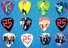 R5 Band -Ross Lynch- Guitar Picks all 12 Picks