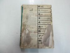 1973 Volvo 140 Series Service Repair Shop Manual DAMAGED WATER STAINED FACTORY