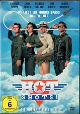 Hot Shots 1 - Charlie Sheen - DVD - OVP - NEU