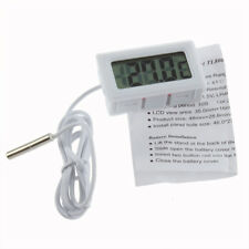 ET LCD Refrigerator Freezer Fridge Digital Thermometer Temperature --50 ~ 110°c