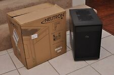 Rosewill Neutron Mini ITX Tower Computer Case Gaming Cube Stealth 840951100035