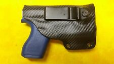 INSIDE WAISTBAND HOLSTER BLACK KYDEX For GLOCK 42 With Streamlight TLR-6