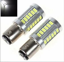 4X1157 BAS15D 33 SMD 5730 Car Led Turn Packing Signal Lights Brake Tail Lamps