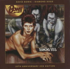 DAVID BOWIE Diamond Dogs 2004 issue UK 30th Anniversary Special Edition 2 RARE