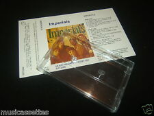 THE IMPERIALS NEW ZEALAND Unused Inlay Card