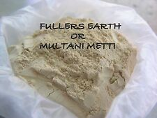 multani mitti FULLERS EARTH Powder for Glowing Face Pack Smoothen Skin 100 gram