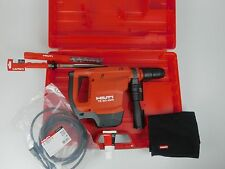 New Hilti 3512858 TE50-AVR Combihammer Motor SDS-max detachable cord 2 Free Bits