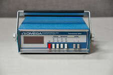 """Omega Thermometer Model 5800 Digital Display Controller """"NEW"""" with WARRANTY"""