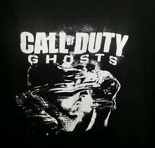 Call of Duty ghosts t shirt for men medium gamer playstation xbox