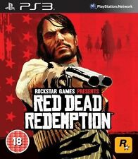PlayStation 3 Red Dead Redemption (PS3) Excellent - 1st Class Delivery