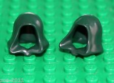 Lego 2x Dark Green Minifig, Headgear Hood NEW!!!