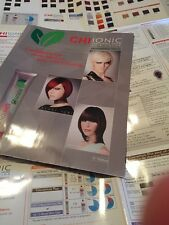 Chi Haircolor Ionic Hair Color BookLet Chart