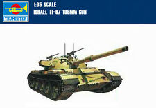 Trumpeter 00339 1/35 Scale Israeli Ti-67 Tank Plastic Assembly Military Models