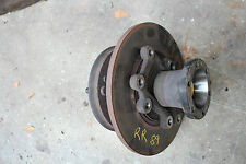 ROLLS ROYCE HUB SPINDLE REAR RIGHT SILVER SPUR 89