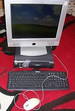 Dell Desk Top Computer with 17 Inch Monitor