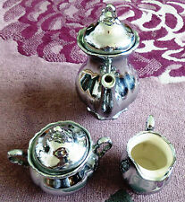 Vintage Metal-Clad China Made in Jersey Channel Islands