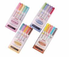 Zebra Mildliner Soft Color Double-Sided Highlighter Marker 20PCS Colors Full Set