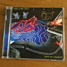 Panic at the disco - Death Of A Bachelor Signed CD Autographed Brendon Urie