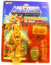 Masters of the Universe Thunder Punch He-Man Deluxe Figure Set