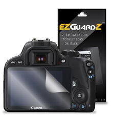 5X EZguardz LCD Screen Protector Skin Cover Shield HD 5X For Canon EOS Rebel SL1