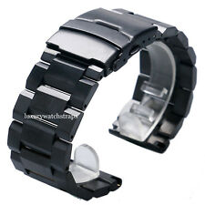 SUPER ENGINEERED STEEL STRAP BRACELET FOR SEIKO DIVE WATCH 6309 7002 22mm