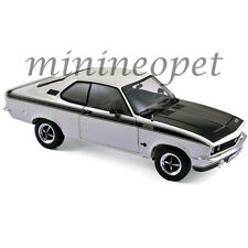 NOREV 183634 1975 75 OPEL MANTA GT/E 1/18 DIECAST MODEL CAR WHITE