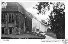 AK, Bielefeld, Meisterschule für das gestaltende Handwerk..., 1965