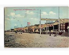 ST1084: GENERAL VIEW SOUTH BEACH STATEN ISLAND NY (postcard 1911 Postmark)