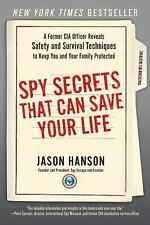 Spy Secrets That Can Save Your Life Free Shipping