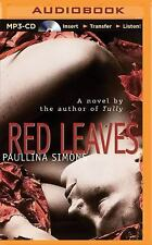 Red Leaves by Paullina Simons (2015, MP3 CD, Unabridged)