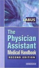 The Physician Assistant Medical Handbook-ExLibrary