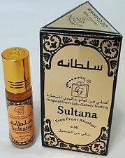 Sultana 6ml by Lulu Gallery Concentrated Perfume oil / Attar