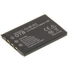 BATTERIA per np20 Casio Exilim Card ex-s880 s500 s770 s600