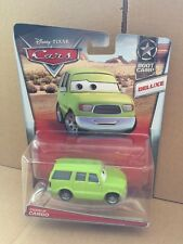 DISNEY CARS DIECAST-Charlie Cargo-Deluxe-Sarge 's Boot Camp-lanzamiento de 2017