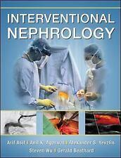 Interventional Nephrology, Beathard, Gerald A., Wu, Steven, Yevzlin, Alexander,