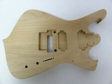 Unfinished Universe Jem Guitar Body - Fireman - 7 string Alder- Fits RG+UV Necks