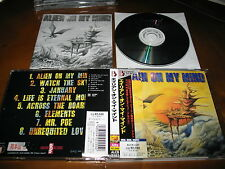 Alien on My Mind / ST JAPAN Dream Theater Queensryche PROMO!!!!! #F
