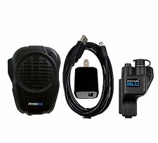 Pryme Bluetooth Speaker Mic + Adapter Motorola XTS5000 XTS3000 XTS2500 XTS1500