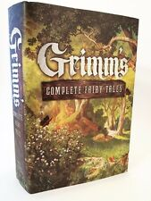 Brothers Grimm's Complete Grimm Fairy Tales Hardcover Illustrated Arthur Rackham