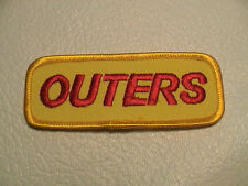 OUTERS GUN CLEANING KIT RIFLE PISTOL CARTRIDGE SHOTGUN SHELL HUNTING PATCH NEW