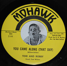 Psych 45~TOM AND BOBBY~You Came Along That Day/ Tears Are The Rain~Mohawk CLEAN