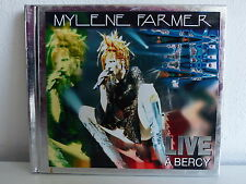 CD ALBUM MYLENE FARMER Live a Bercy 537065 2