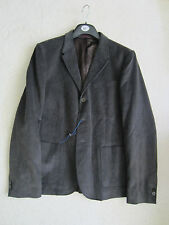 Paul Smith PS Patch Pocket Charcoal Corduroy Jacket  , size (M) 40/50  - BNWT