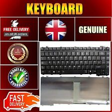 Brand New Toshiba Laptop keybord Satellite L300-129  A300-1HE UK Black