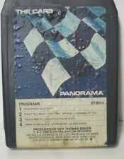 THE CARS  8 TRACK TAPES