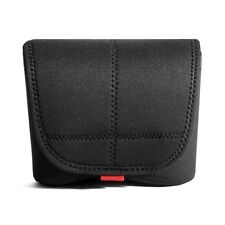 MATIN Neoprene DSLR SLR Camera Body Case Pouch Black (L) for Canon Nikon Sony