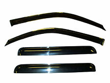 Vent Window Visor Shade Shades Visors Rain Guards for Suzuki Grand Vitara 06-16
